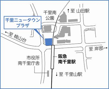 Map:Senri Branch Office
